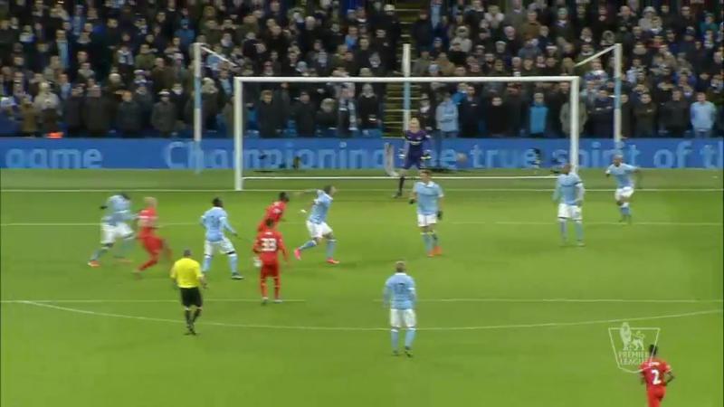 Skrtel's goal to Man City
