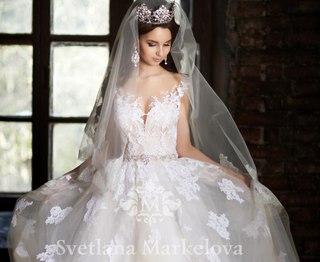 573cbff0c3b Коллекция платьев дизайн-студии Светланы Маркеловой