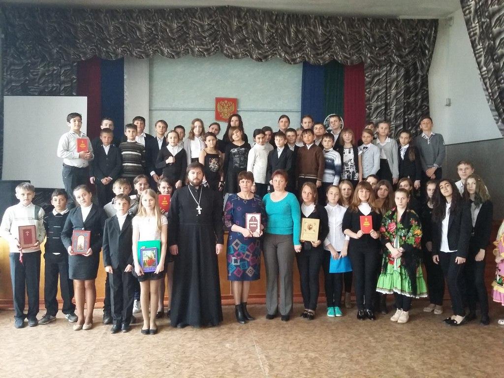 В станице Исправной обсудили историю православной книги