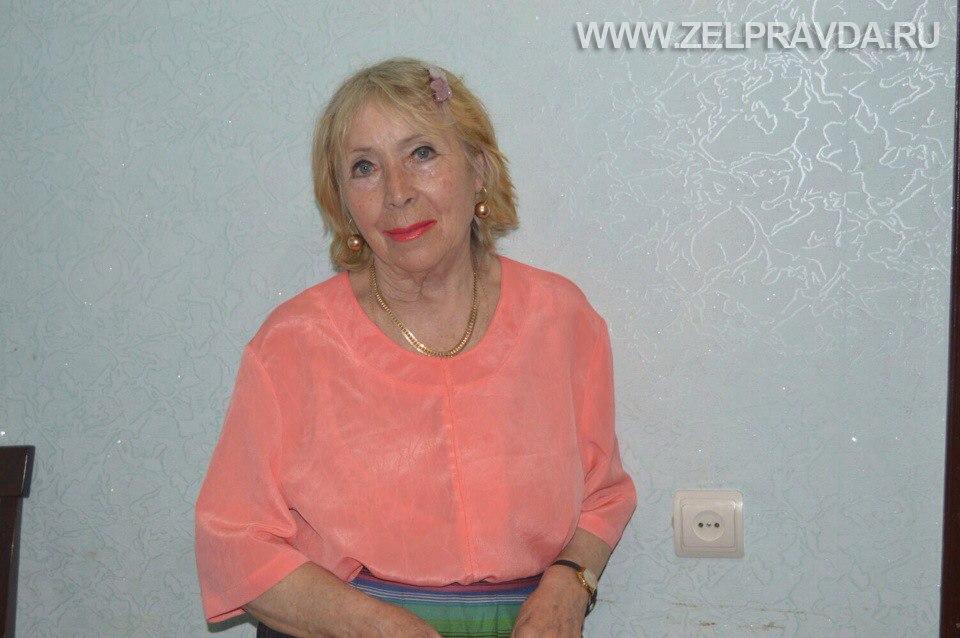 Нина Романенко: всё сбылось, время пролетело, как журавли в небе