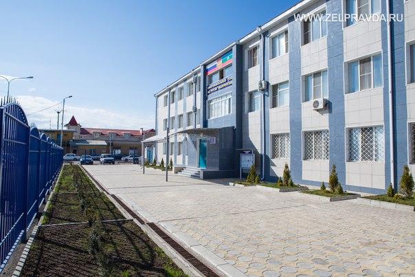 В здании Межмуниципального отдела МВД «Зеленчукский» произведен капитальный ремонт