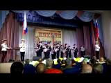 Выступление Насти и кадетов школы 45 на встрече участников и ветеранов ГСВГ 2016 год