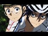 [AniDub]_Yowamushi_Pedal_[22] трусливый велосипедист 2 сезон 22 серия