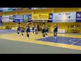 1 е МЕСТО , CG (glowing) -Лазарь участие в Чемпионате и Первенстве Вологодской области по чир спорту и черлидингу