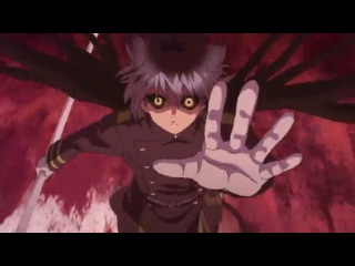 Owari no Seraph ТВ-2 12 END русская озвучка OVERLORDS / Последний Серафим 2 сезон 12 / of the End