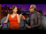 Jeff Goldblum Dipped Anna Kendrick Upon Meeting Her