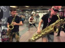 Lucky Chops @ NYC 34th Street Herald Square