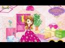 NEW Игры для детей — Disney Принцесса София первая спальная кровать — мультик для девочек - Video Dailymotion