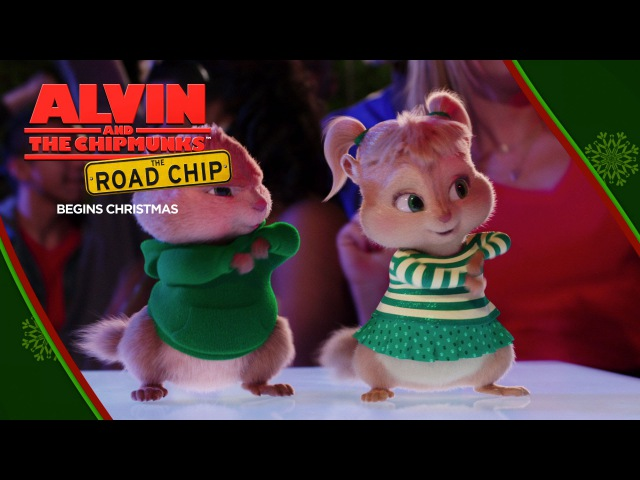Alvin and the Chipmunks: The Road Chip | Wreck the Halls Lyric Video [HD] | 20th Century FOX