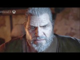Gears of War 4 Gameplay Campaign (E3 2016)