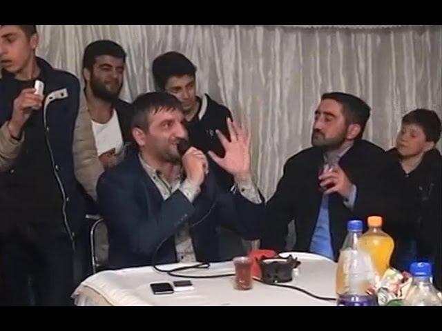 Qızışdırmağ istiyirəm alınmır 2016 - Bayram, Rəşad, Aydın, Rüfət, Mirfərid, Ruslan Muzikalni Meyxana