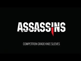 Rocktape Assassins - Competition Grade Knee Sleeves