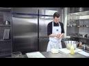 Erik Mansikka Käsihygienia pöydän pesu ja focaccia