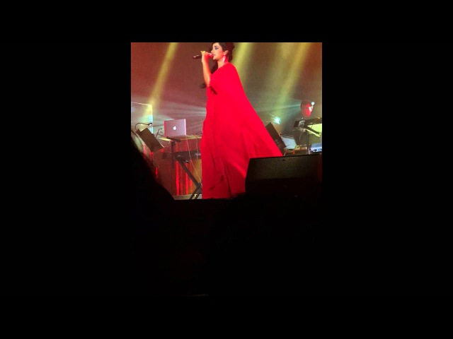 Shreya Ghoshal live in Holland 2016 Rab ne banadi jodi