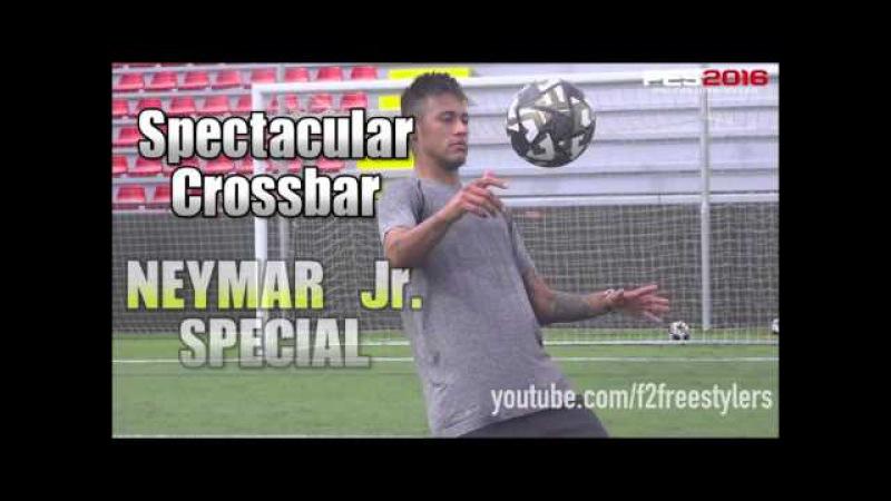 Neymar Direk Vurma Olayını Abarttı!
