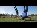 Первое официальное видео от команды Bars Team, Street Workout Pskov 2016