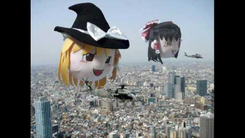 Yukkuris take over the world