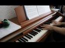 Gundam Seed Destiny - Nicol's Theme ~ Ame no Theme - Piano
