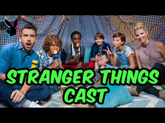 Netflix's Stranger Things Cast Reacts to Season 2 Announcement