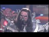 РОК Lordi Hard Rock Hallelujah Finland 2006 Eurovision Song Contest Winner