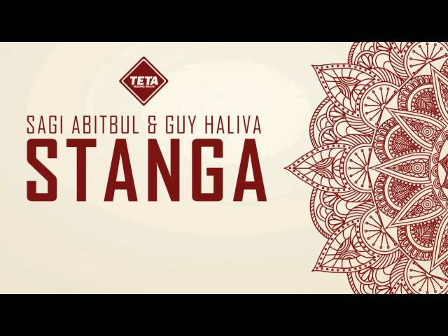 Sagi Abitbul Guy Haliva - Stanga (Original Mix)