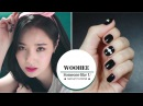 Dal Shabet WOOHEE Someone like U Inspired Nails 달샤벳 우희 너 같은 네일아트
