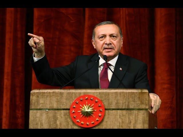 Cumhurbaşkanı Erdoğan, Beştepede 15 Temmuz Şehitlerini Anma Programına Katıldı.