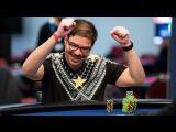 Покер 2016. ЕПТ 12 Дублин. Турнир супер хай-роллеров. Финальный стол онлайн. Часть 4