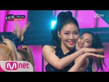 Hit The Stage I.O.I Kim Chung Ha, Single Ladys Provocation 20160810 EP.03