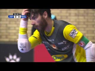 Aspil Vidal Ribera Navarra vs Magna Gurpea Jornada 29