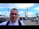 Путешествие в Крым. Часть 1 - Переправа, прибытие в Феодосию