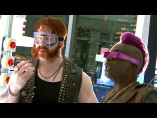 TEENAGE MUTANT NINJA TURTLES 2 B-roll Footage Part 2 - Behind The Scenes (2016) TMNT Movie HD