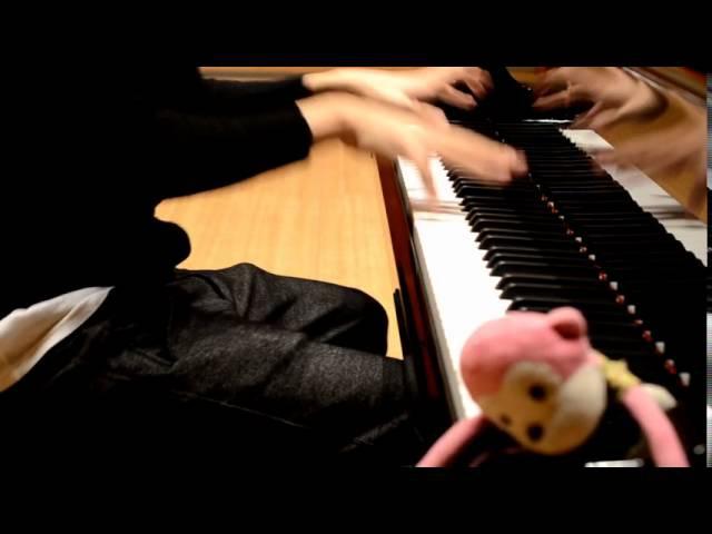 【東方】 「天空のグリニッジ」 を弾いてみた 【ピアノ】