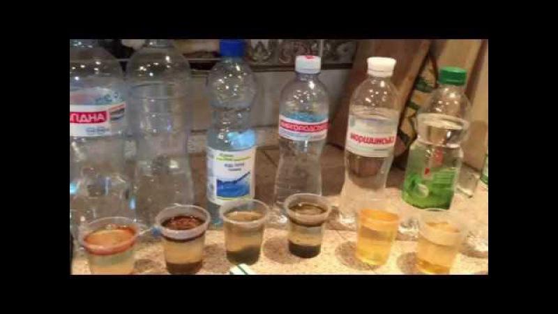 СМОТРЕТЬ ВСЕМ! 8 видов популярной воды! Фильм седьмой. Чистые продукты от Владимирских. ДЕЛАЙТЕ РЕПОСТ!