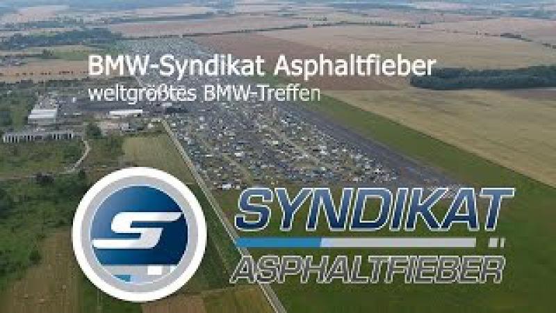 BMW Syndikat Asphaltfieber 2016 der Platz