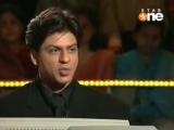 Kaun Banega Crorepati (декабрь 2000) Shahrukh Khan