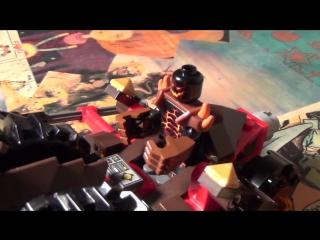 Lego 70313 Лего Нексо Найтс - ЛАВИННЫЙ РАЗРУШИТЕЛЬ МОЛТОРА - Нексо Рыцари