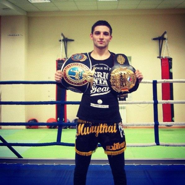12 февряля в Казани стартует новый сезон Боев по правилам TNA