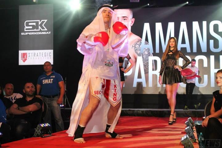 Соперником россиянина Саида Магомедова станет многократный победитель Superkombat