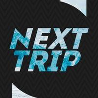 Логотип Next Trip: правильный активный отдых