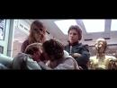 Star Wars The Empire Strikes Back׃ Leia Kisses Luke