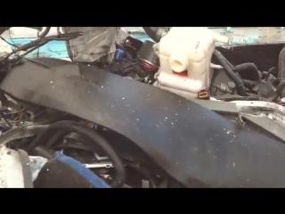 Авария шестерки с фурами