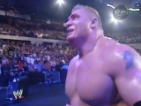 Wrestling Online: 8.John Cena vs Brock Lesnar (WWE Backlash 2003)