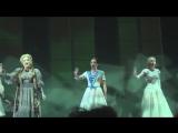А. Подсвирова, В. Белякова, Е. Чудотворова  - Вольный ветер мечты (И.Дунаевский)