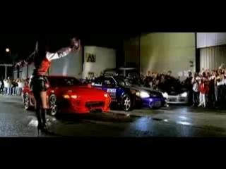 Как у Брайана О Конора появился Nissan Skyline!!!!!!!!!!