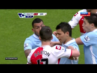 Манчестер Сити 3-2 КПР - 2011/2012