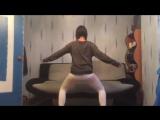 Сексуальный танец или как девушка обосралась