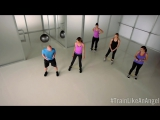 Victorias Secret Workout, Leg Exercises With Trainer Justin Gelband, Fit How To