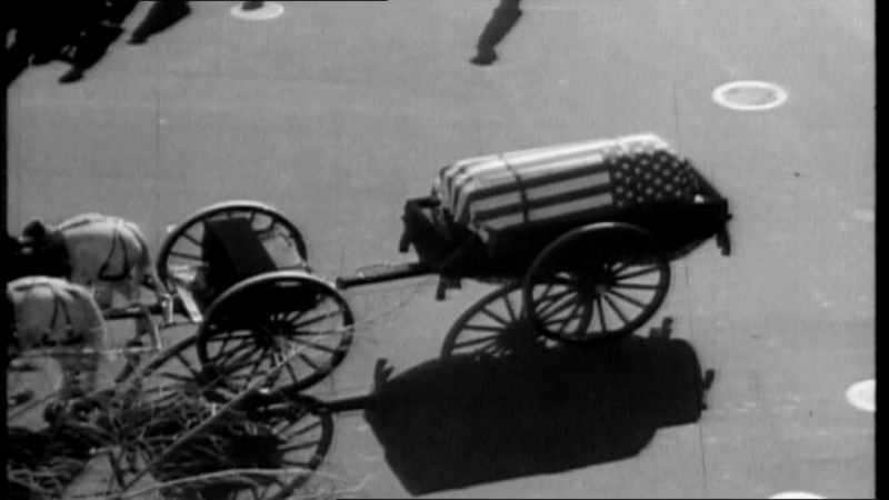 S01, Ep11. Убийство Кеннеди и отставка Никсона / The Assassination of JFK The Resignation of Nixon