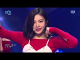 [Comeback Stage] 160320 Red Velvet (레드벨벳) - Cool Hot Sweet Love (냉열달콤사랑) @ 인기가요 Inkigayo [1080p]